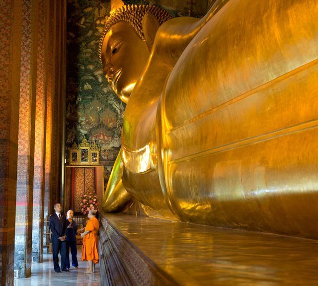 Tours to Wat Pho <3