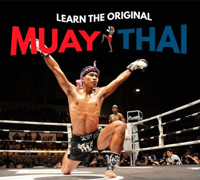 Boxer's Day: Learn the Original Muay Thai with Champion at Lumpinee Boxing Stadium