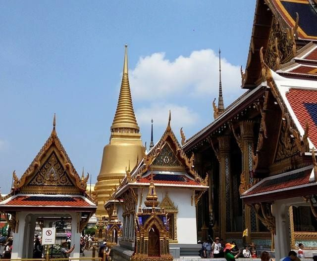 Old-School Bangkok: A Day Trip Not to Be Missed!