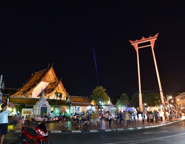 Bangkok's awesome Tuk Tuk Night Tour