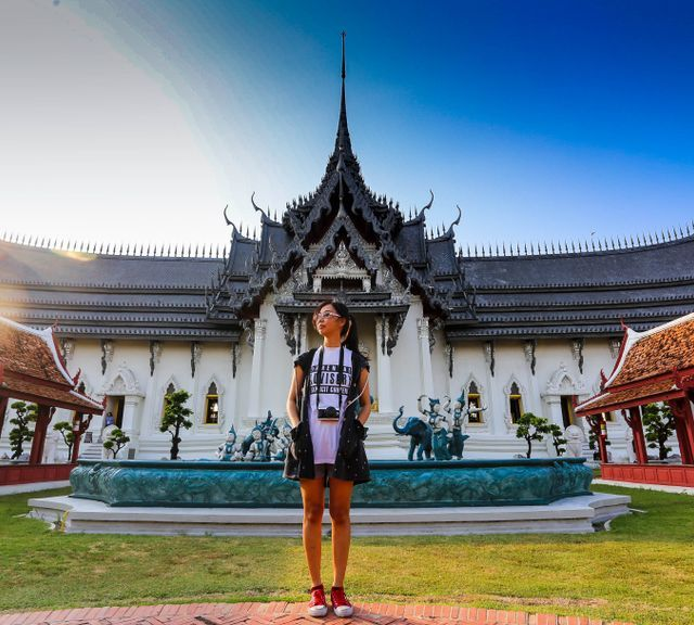 Samut Prakan Tour: Muang Boran(Ancient City) & the Largest Erawan Museum