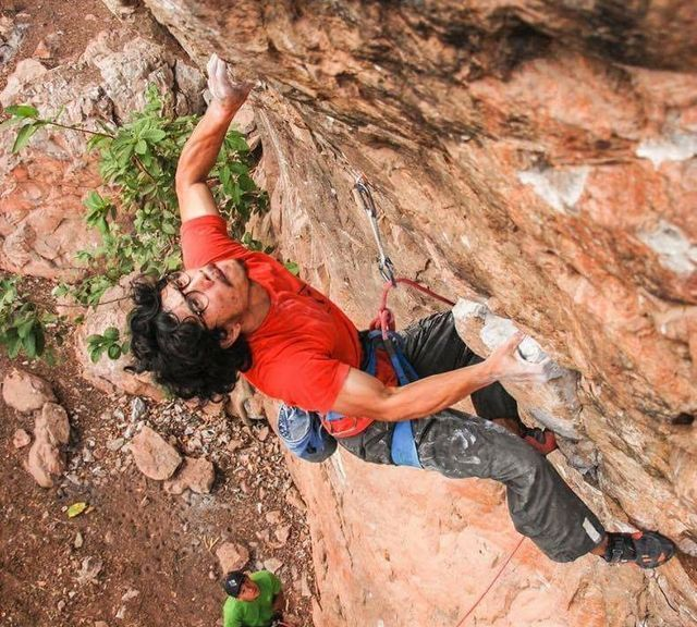 Outdoor Climbing in Chiang Dao