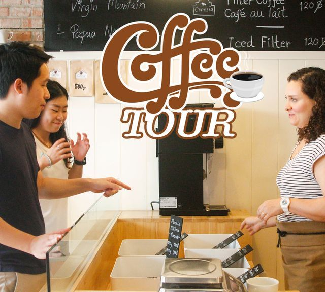 Specialty Coffee Tour with Cafe Hopper Nate
