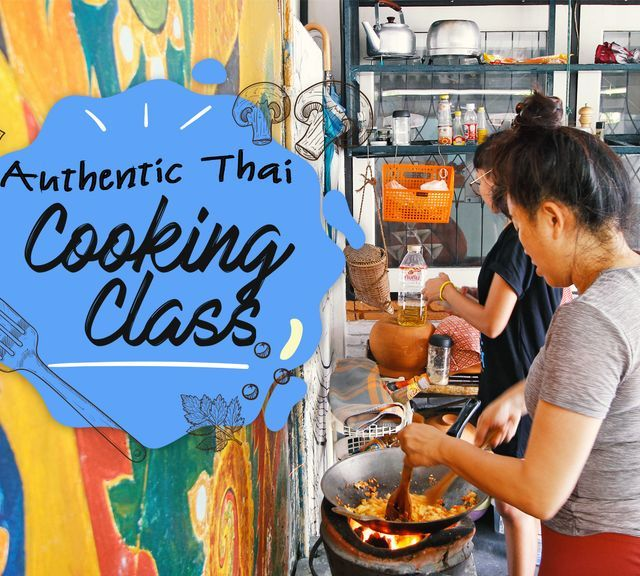 Private Cooking Class: The Magic of Thai Cuisine, Charcoal Style