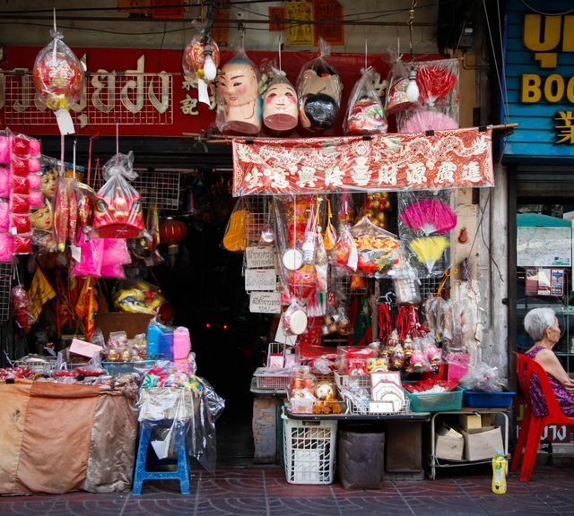 The Hidden Treasure of Bangkok Chinatown (Morning Tour)