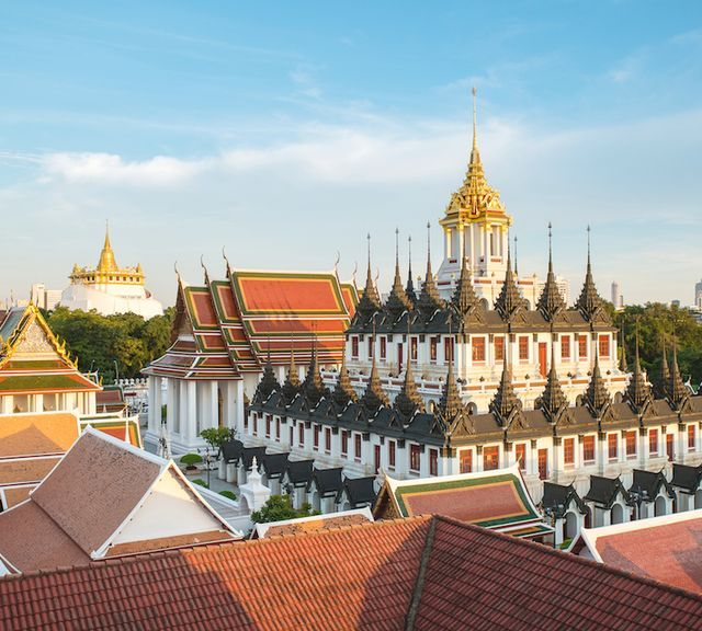 Explore Rattanakosin Island with a Local Expert
