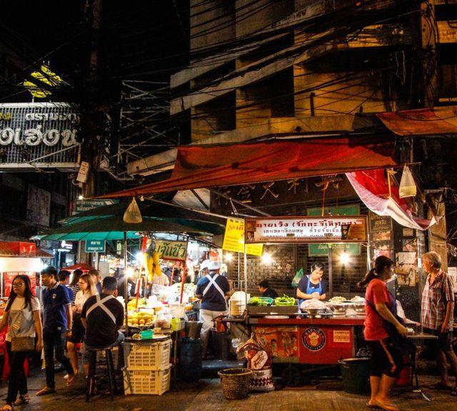 Taste Local Street Food in Bangkok's Chinatown