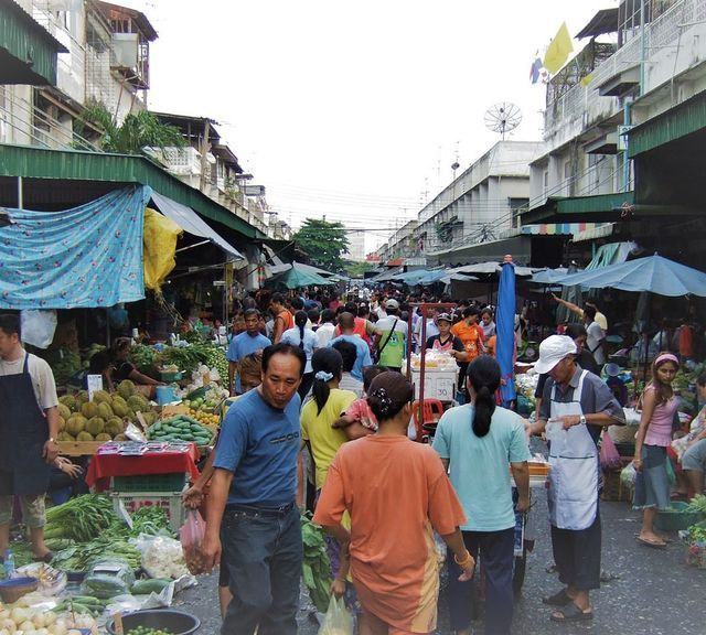 Visit Klong Toey Fresh Market - See Local Lives