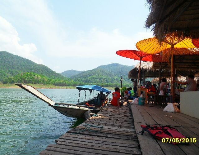 Let's Take a Cool Swim in Mae Ngat Dam!