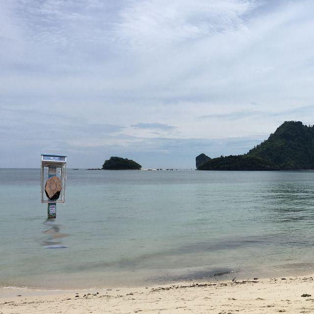 Monuments for Solitude (Poda Island)