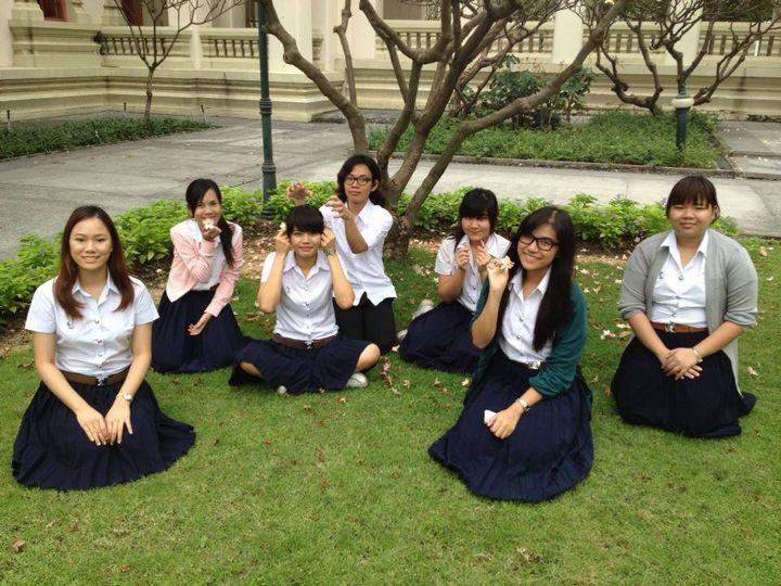 Chulalongkorn University Uniform