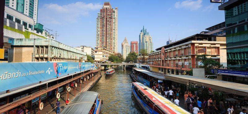 San Saep Canal