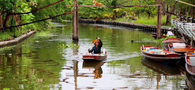 Samut Songkhram Day Tours