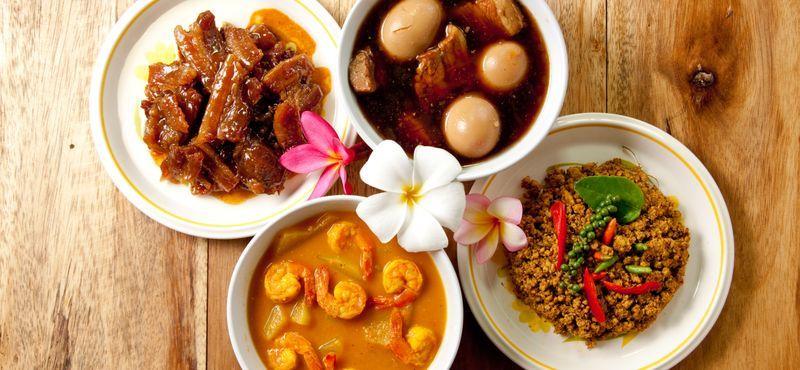 Thai food for Michelin Guide Thailand (Michelin Guide Bangkok 2018)