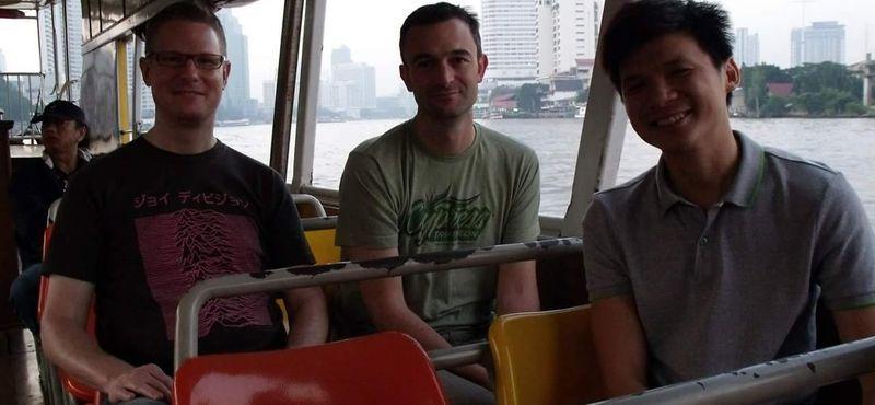 Muay Thai Trial & River Boat Ride