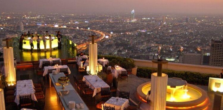 Night Life in Bangkok