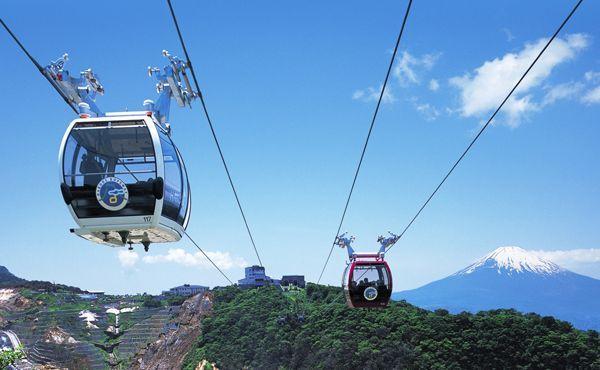 Hakone  ครบทุกประสบการณ์การเดินทาง