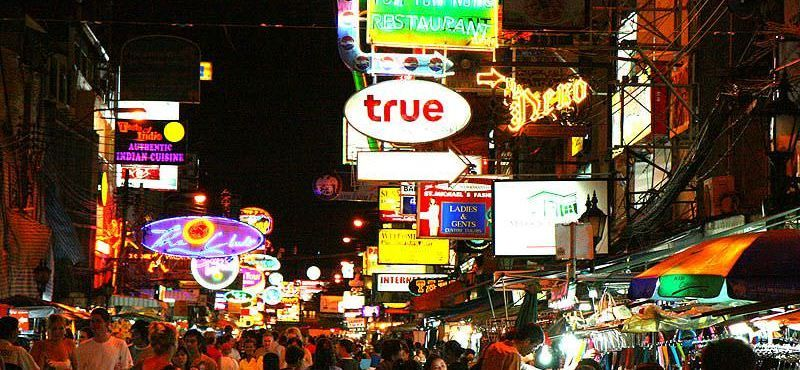 See Bangkok by Night! (China Town / Khao San / Sukhumvit)