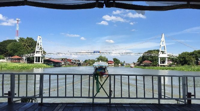 Rai Khing Temple and Don Wai Floating Market one day tour