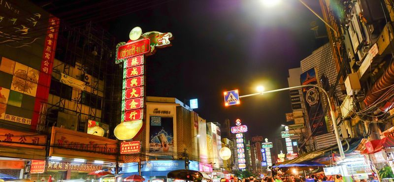 [Joined Tour] Street Food Tour in Bangkok's China Town