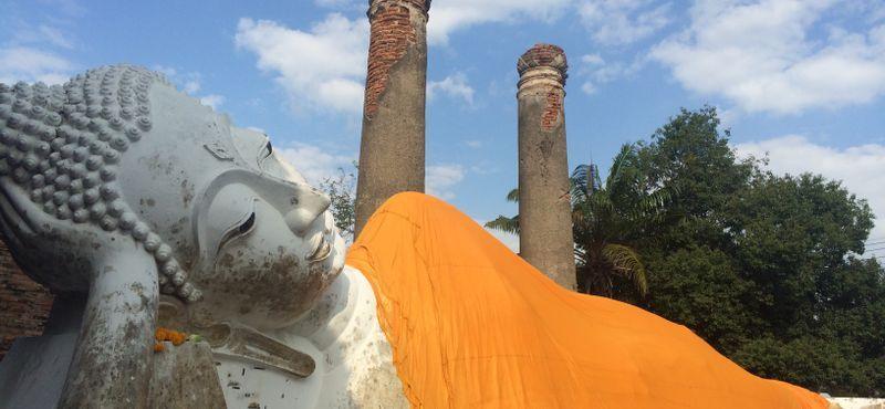 Explore The Historical City of Ayutthaya Tour