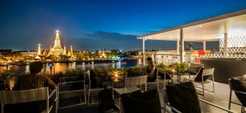 Bangkok City Life with a Real Local