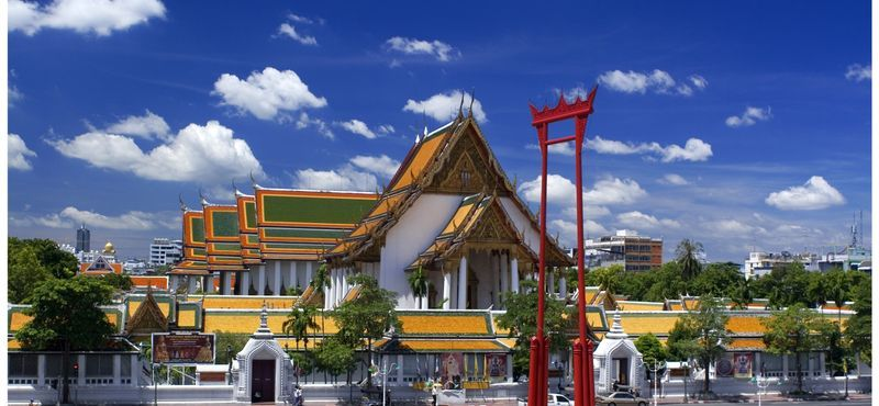 See Bangkok through Architecture, Delicacy and Contemporary Music