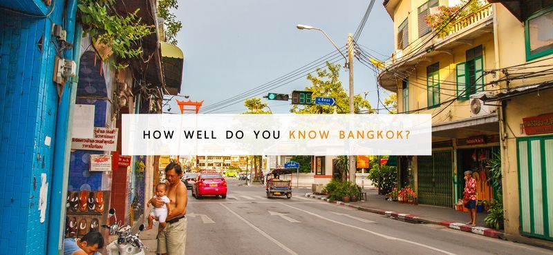 Unseen Bangkok from Another Perspective
